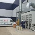 Dust Filtration Plant Servicing